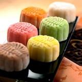 Độc đáo các loại bánh trung thu ở các nước Châu Á