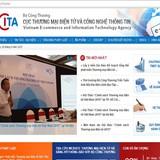 Trang web của Cục Thương mại điện tử bị tấn công