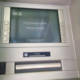 Cất thẻ ngân hàng ACB trong tủ, khách hàng vẫn bị rút mất tiền