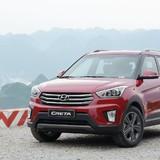 Hyundai ra mắt mẫu xe SUV mới tại Việt Nam