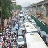 """Chuyên gia Hàn Quốc """"hiến kế"""" giảm ùn tắc ở Hà Nội"""