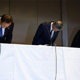 """""""Bão"""" scandal đột ngột càn quét doanh nghiệp Nhật"""