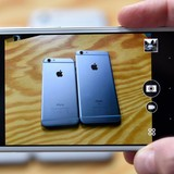 """[Ảnh] Cận cảnh HTC One A9 - """"anh em sinh đôi"""" với iPhone 6"""