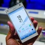 Sony xác nhận lỗi cảm ứng trên Z5 Compact trắng, sắp tung ra bản vá