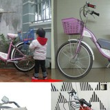 Công nghệ 24h: Biến xe mini Nhật thành xe đạp điện?