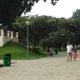 """Hơn 74 tỷ """"làm đẹp"""" công viên Gia Định"""