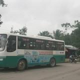 Bất đồng về các khoản phí, nhiều xe buýt ở Quảng Nam ngừng chạy