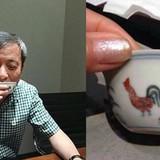 Đại gia chi 700 tỷ mua chén trà cổ thử làm đế vương