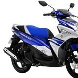 """Theo sau"" Honda Air Blade, Yamaha cải tiến mẫu xe Nouvo 2016"