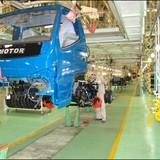 Nhà máy ô tô Veam có được hoàn thuế linh kiện lắp ráp ô tô?