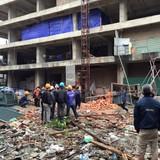 Rơi thang máy tại Hà Nội, 2 người tử vong tại chỗ