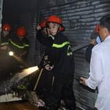 Khách hàng vay vốn Maritime Bank nhận khoảng 200 triệu đồng bảo hiểm cháy nổ sạp chợ
