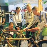 Xe đạp Việt lép vế trên sân nhà