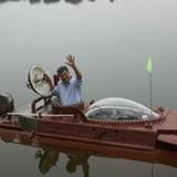 Tàu ngầm Hoàng Sa hướng biển: Ông Hòa đặt thử thách mới