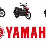 """Yamaha """"đổi áo mới"""" cho một loạt dòng xe máy"""