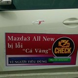 """Người dùng """"diễu hành"""" phản đối lỗi trên Mazda 3"""