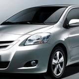 Toyota Việt Nam triệu hồi hơn 3.800 xe Vios do lỗi túi khí
