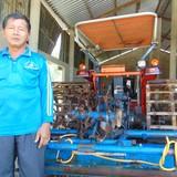 Nông dân nghèo thành khá giả nhờ sản xuất lúa giống