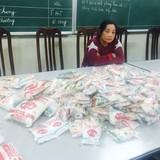 Bắt đầu nậu sản xuất bột ngọt Ajinomoto giả