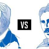 Thomas Edison vs Nikola Tesla: Khi thương gia gục ngã trước kẻ điên