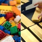 Đầu tư mua Lego hiệu quả hơn đầu tư mua vàng?