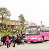 2.000 du khách đón năm mới với pháo hoa bên bờ biển FLC Sầm Sơn