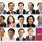 Bộ Chính trị phân công nhiệm vụ 19 thành viên