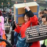 Tết thúc đẩy kinh tế Trung Quốc phát triển