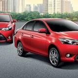 Những mẫu xe ô tô bán chạy nhất tháng 1/2016