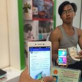 Chiêu hút khách bằng laptop giá 1.000 đồng ở Sài Gòn