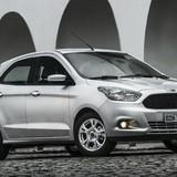 Ford Ka sắp ra mắt, cạnh tranh với Kia Morning?