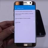 Samsung học theo Xiaomi, cho phép đưa tất cả ứng dụng ra màn hình chính