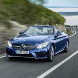 Mercedes-Benz trình làng C-Class Cabriolet
