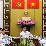 """Ông Đinh La Thăng: """"Nhà dân sập thì mấy lãnh đạo cũng sập"""""""