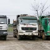 Hàng trăm tấn rác từ công trường Formosa xả thải trái phép