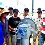 Nguy cơ phá sản dự án cá ngừ sang Nhật