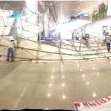 Nguyên nhân khiến dàn giáo đổ tại sân bay Tân Sơn Nhất