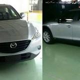 """Lộ hình ảnh mẫu xe """"đàn em"""" của Mazda CX-5?"""