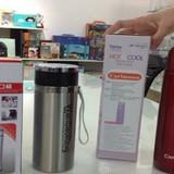 Khuyến cáo người dùng về bình nước nóng trôi nổi