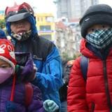 Miền Bắc sắp đón đợt không khí lạnh mới