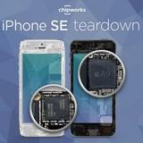 """Mổ chi tiết iPhone SE: """"vỏ 5s và ruột 6s"""""""