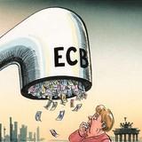 """Vì sao Đức và ECB hay """"đụng độ"""" nhau?"""