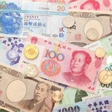 Các đồng tiền châu Á có tháng tăng mạnh nhất 7 năm