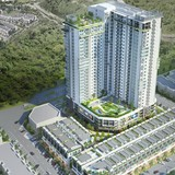 Cận ngày ra mắt căn hộ mẫu, The TWO Residence càng hút khách