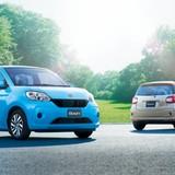 """Mẫu xe giá rẻ 236 triệu đồng từ Toyota cũng có """"anh em sinh đôi"""" ?"""