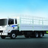Xe tải nặng và đầu kéo Hyundai - Chất lượng Hyundai Motors toàn cầu