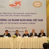 Tương lai của ngành ngân hàng Việt Nam