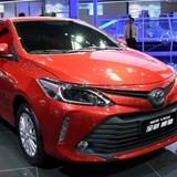 Toyota Vios 2016 xuất hiện tại Bắc Kinh có gì mới?