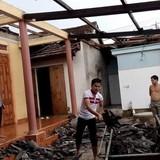 """Lốc xoáy bất ngờ """"càn quét"""" Hà Tĩnh, thiệt hại 16 tỷ"""
