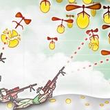 Helicopter money - Khi tiền từ trên trời rơi xuống